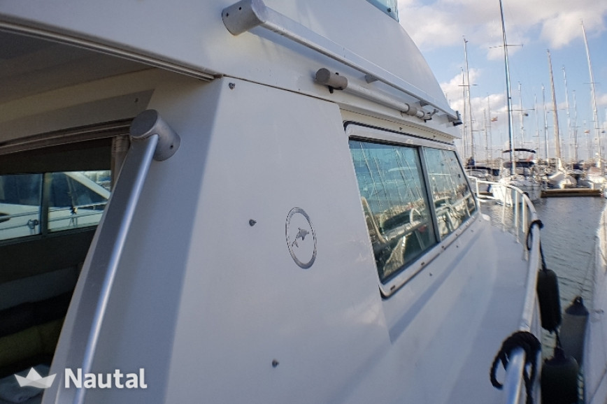 Yacht rent Mochi craft Fly 42 in Torrevieja, Alicante