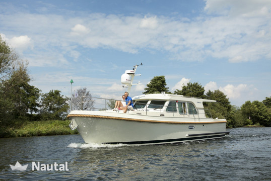 Huur motorjacht Linssen Yachts Linssen Grand Sturdy 40.0 Sedan in ´t Ges, Friesland