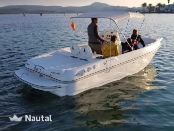 Boat Rentals In Fornells Flexible Cancellation Nautal