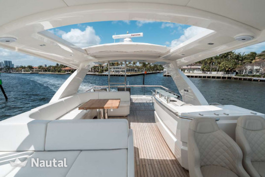 Yacht rent Absolute 72 in Miami Beach, South Florida