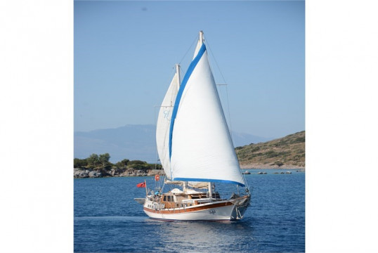 Sailing boat rent Other Ketch (Tifil) in Milta Marina, Bodrum