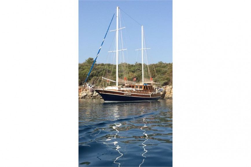 Yacht rent Other Gulet in Milta Marina, Bodrum