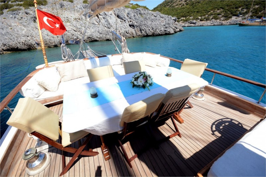 Huur zeilboot Other Ketch (Tifil) in Milta Marina, Bodrum