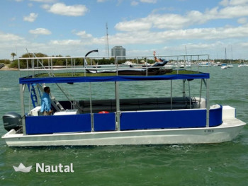 Motorboat Rentals In Miami Nautal