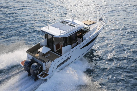 Motorboat rent Jeanneau  Merry Fisher 895 in ACI Marina Split, Split, Hvar