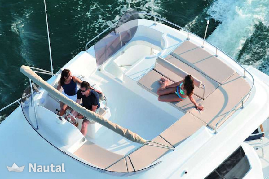 Huur catamaran Fountain Pajot 40 ft in Key West Harbour, Florida Keys
