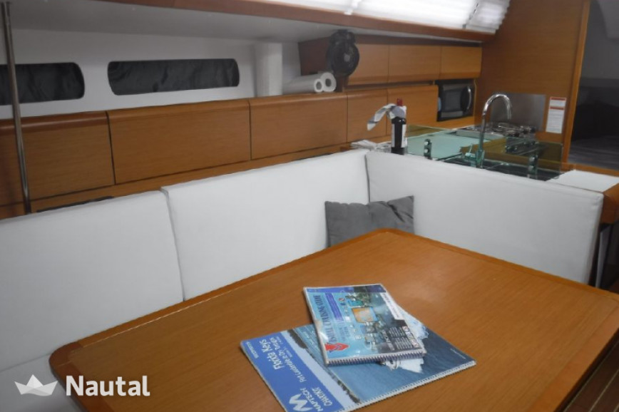Sailing boat rent Jeanneau 45 ft in Miami Beach, South Florida