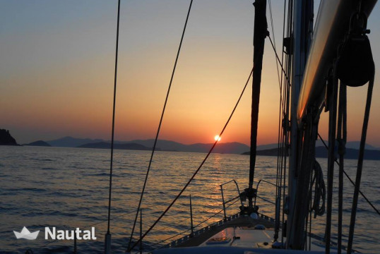 Sailing boat rent Jeanneau Sun Odyssey 36,2 in Kalyves, Crete