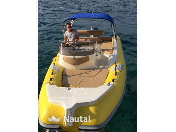 Rent now this brand new boat for 10 ppl and make the most of your summer in  Hvar!