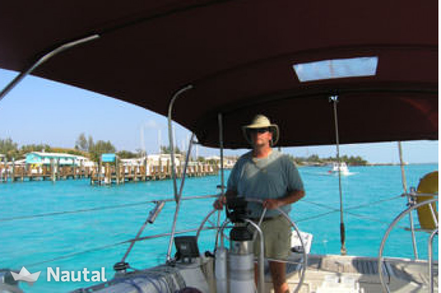 Huur zeilboot Beneteau 50 in Key Largo Harbor Marina, Florida Keys