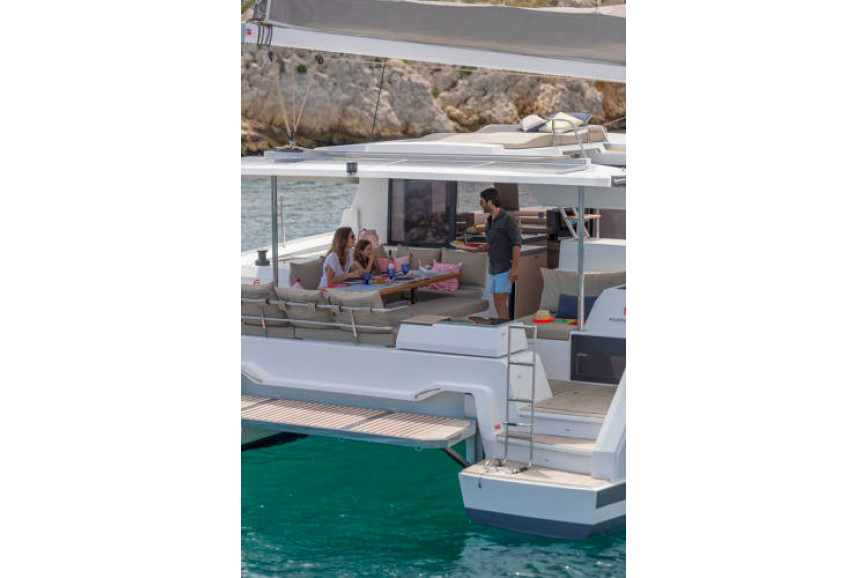 Huur catamaran Fountaine Pajot Astrea 42 with watermaker & A/C - PLUS in Annapolis, Maryland