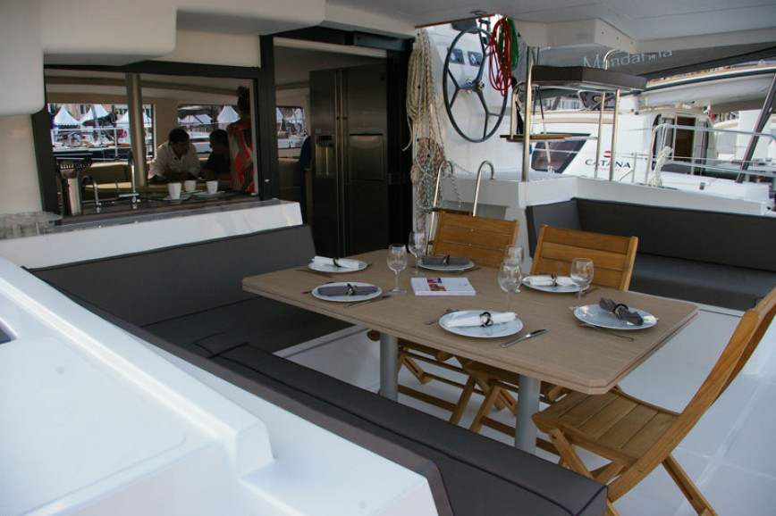 Catamaran rent Catana Bali 4.5 with watermaker & A/C - PLUS in Annapolis, Maryland