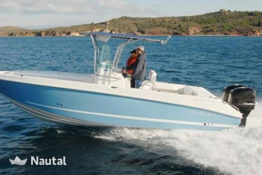 Motorboat rent Northstar 250CCX in Port Nice, Alpes Maritimes - Nice