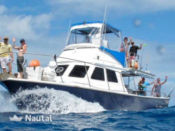 Fishing boat rent Custom made Cairns in Cairns Marlin Marina, Cairns