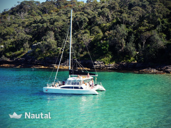 Amazing catamaran for friends and family for a day in Sydney