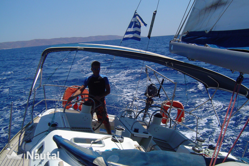 Sailing boat rent Jeanneau Sun Odyssey 40,3 in Athens Marina, Athens