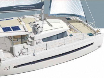 Rent this catamaran and get to know the coasts of Annapolis