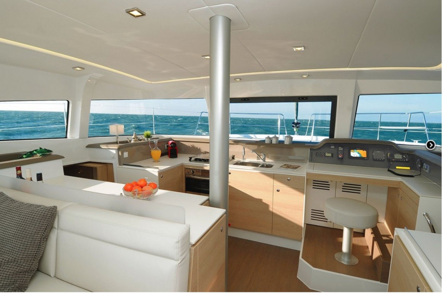 Huur catamaran Bali  4.1 O.V. with watermaker & AC - PLUS in Annapolis, Maryland