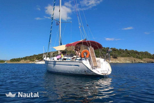 Sailing boat rent Bavaria cruiser 34 in Port of Volos, Thessaly