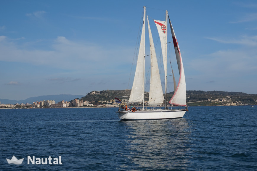 Louer voilier Custom AS55, Port de Toulon, Var - Toulon