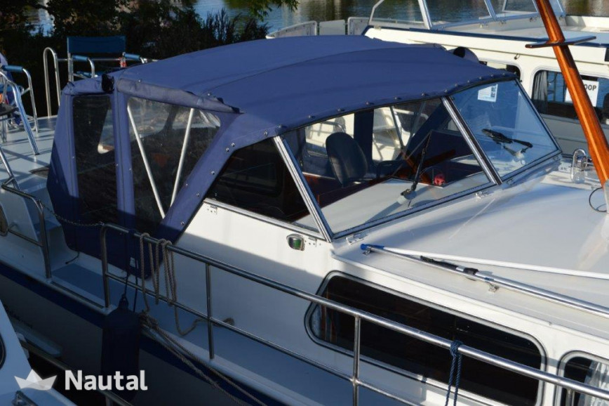 License free boat rent Palan Sport 1050 AK in Woubrugge, South Holland
