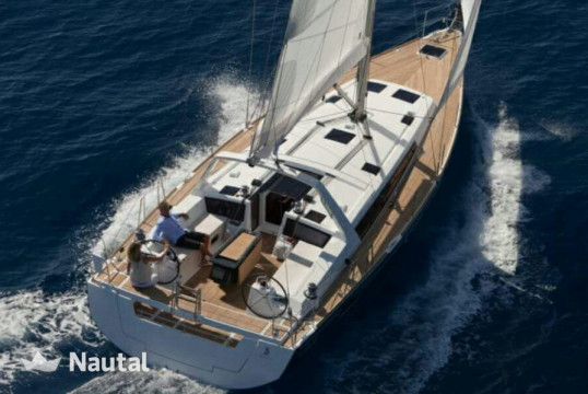 Sailing boat rent Beneteau OCEANIS 48 in Port Nice, Alpes Maritimes - Nice