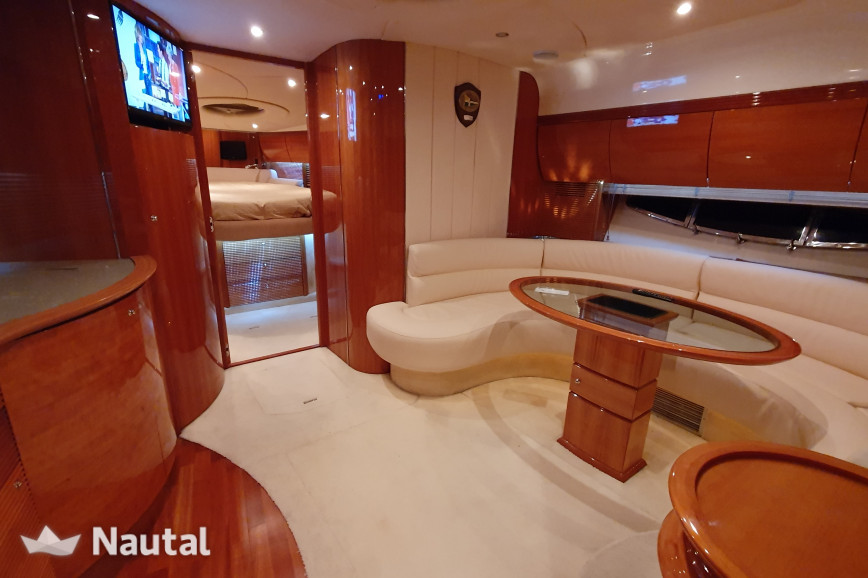 Huur jacht Gobbi Atlantis 47 in Port d'Eivissa, Ibiza