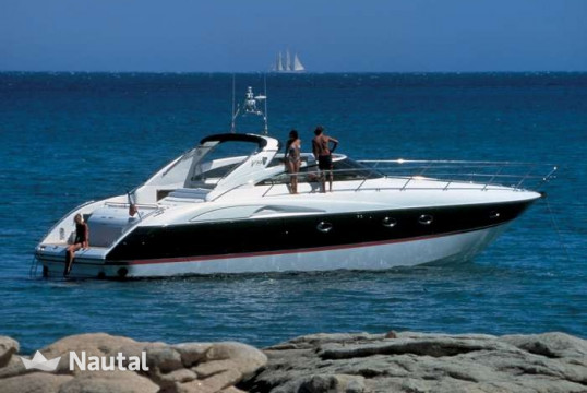 Yacht rent Princess V50 in Port Pierre Canto, Alpes Maritimes - Cannes