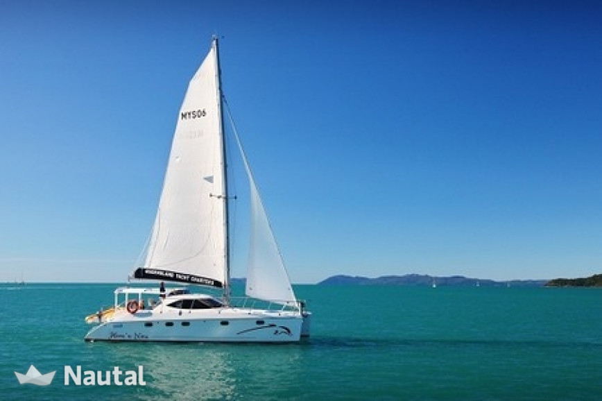 Sailing boat rent Montebello 12 5 in Abell Point Marina