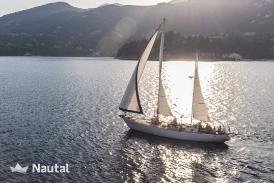 Sailing boat rent Galian BEAUFORT 16 in Kerkira Marina, Corfu