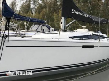Dehler 34 Competition cruiser