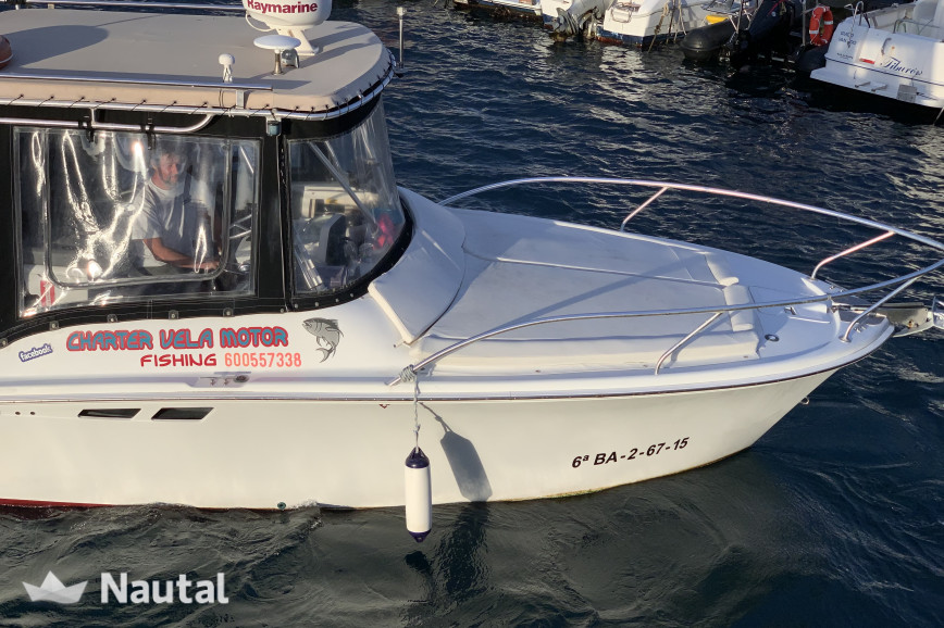 Fishing boat rent Luhrs Yachts Luhrs 25 in Las Galletas, Tenerife