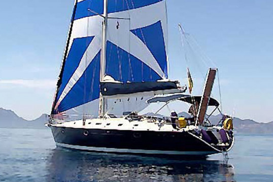 Sailing boat rent Alfa Yachts / Greece  51 in Khania, Crete
