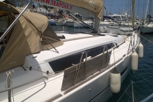 Sailing boat rent Dufour Yachts  460 in Marsala, Sicily