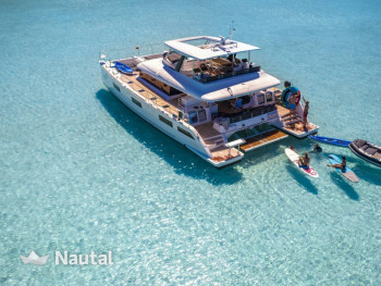Boat rentals in The Bahamas - Crewed Charters | Nautal