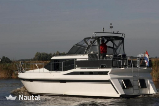 Motorboat rent Vri-Jon Yachts Vri Jon 1200 in Langweer, Friesland