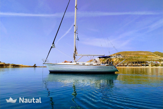 Sailing boat rent Bavaria Cruiser CRUISER 42 in Port of Milos, Milos