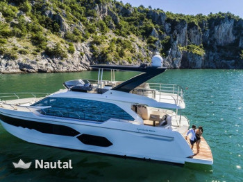 Huur jacht Absolute 58 Fly in Porto Cristo Harbour, Mallorca