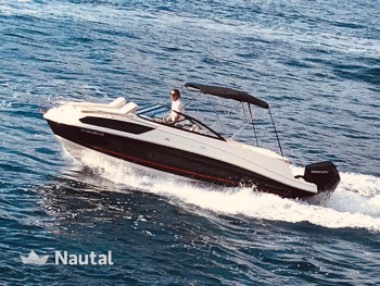 Enjoy this Bayliner VR6 Cuddy motorboat from 2019