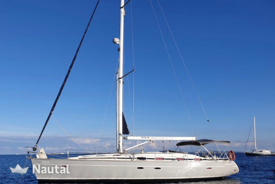 Sailing boat rent Bavaria 50 cruiser in Ses Salines, Ibiza