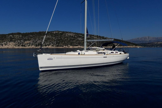 Huur zeilboot Dufour Yachts  455 Grand Large in Marina Zenta, Split en Hvar