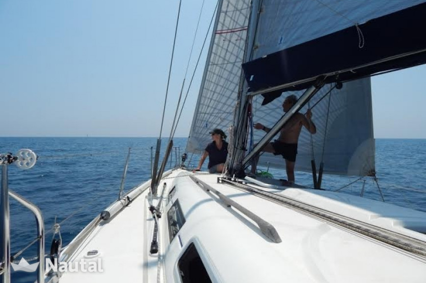 Sailing boat rent Dufour 40 in Port d'Eivissa, Ibiza