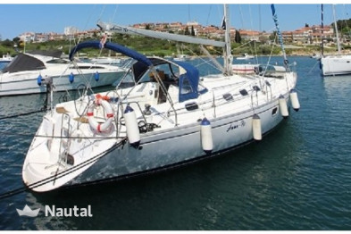 Enjoy an unforgettable holiday with this Bavaria 39 Cruiser