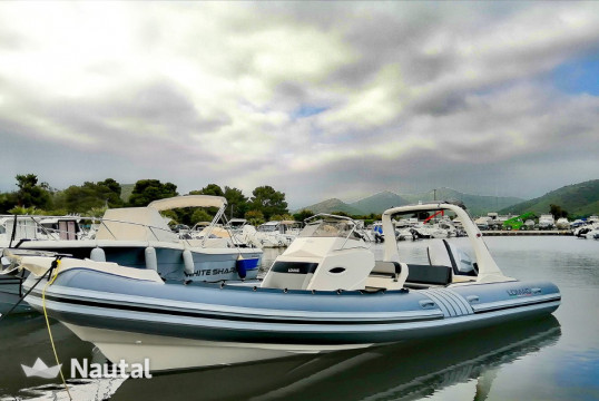 Huur rib Lomac 790 in in Port Saint-Florent, Haute Corse - Saint-Florent
