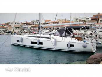 Sailboat Of 14 60 Meters For Rent In The Lavrio Port