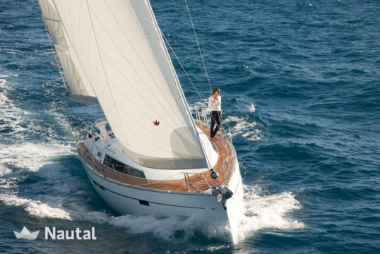 Sailing boat rent Bavaria 46 Cruiser in Hafen Breege, Baltic Sea - Rugen