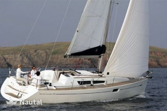 Huur zeilboot Jeanneau  SO 36i in Port de Sant Antoni, Ibiza