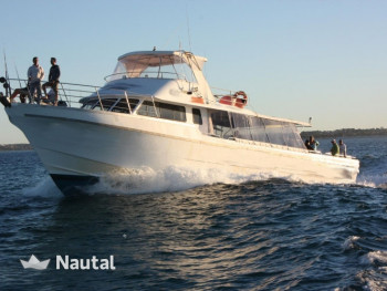 Alquilar barco de pesca Custom made 70 ft en Hillarys Boat Harbour, Perth