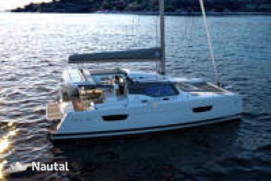 Alugar catamarã Fountaine Pajot Astrea 42 with watermaker & A/C - PLUS em Port Pin Rolland, Var