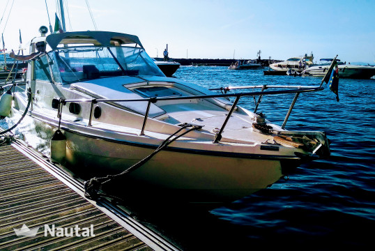 Motorboat rent Saver Laver 30 in Miami Beach, South Florida